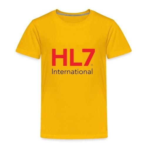 HL7 International - Toddler Premium T-Shirt