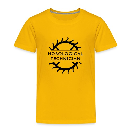 Horological Technician - Toddler Premium T-Shirt