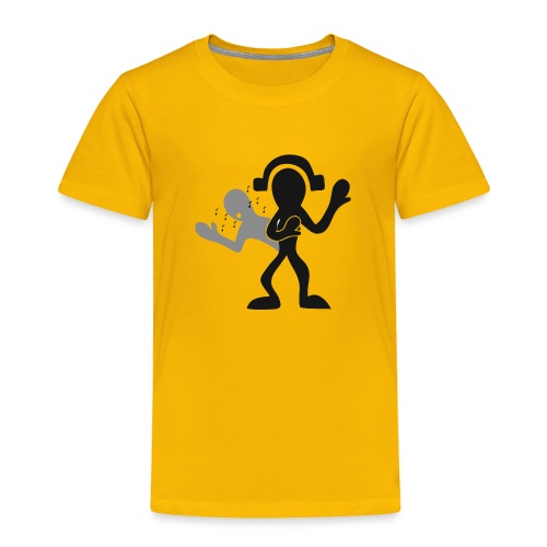 music for soul - Toddler Premium T-Shirt