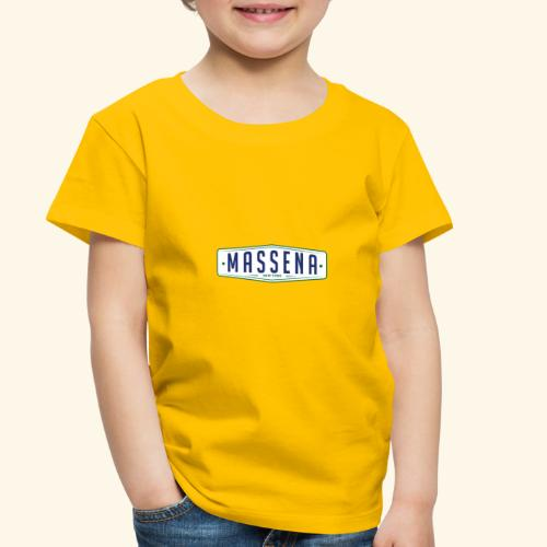 Massena Plate - Toddler Premium T-Shirt