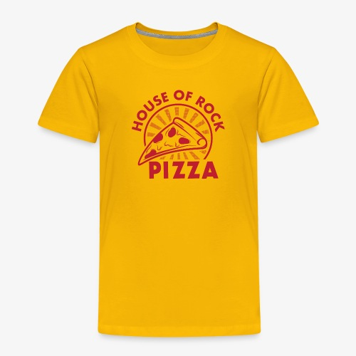 HOR Pizza Red - Toddler Premium T-Shirt
