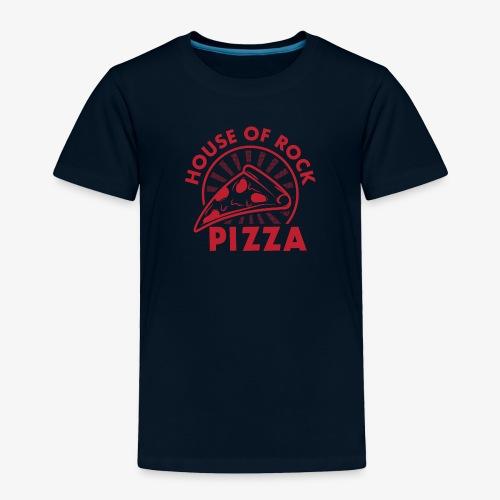 HOR Pizza Red - Toddler Premium T-Shirt