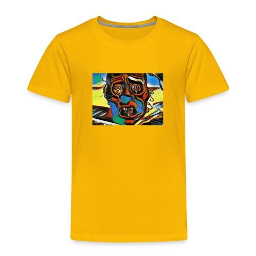 Dali Visage - Toddler Premium T-Shirt