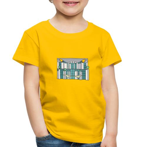 Chancellery Berlin - Toddler Premium T-Shirt
