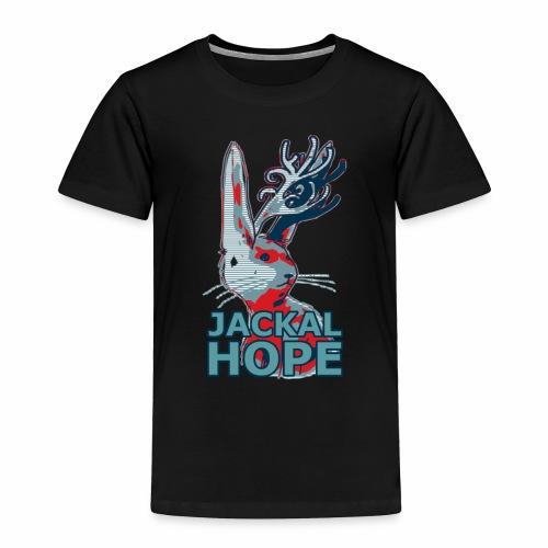 Jackalhope - Toddler Premium T-Shirt