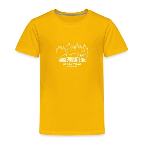 SingleVolunteers - Toddler Premium T-Shirt