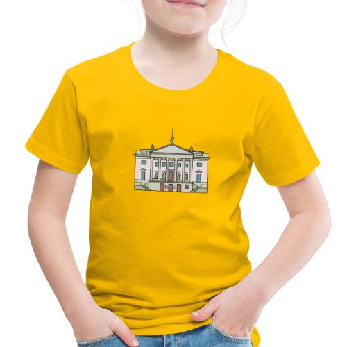 Berlin State Opera - Toddler Premium T-Shirt