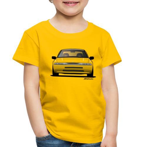 Subaru Alcyone SVX Modern JDM Icon Sticker - Toddler Premium T-Shirt
