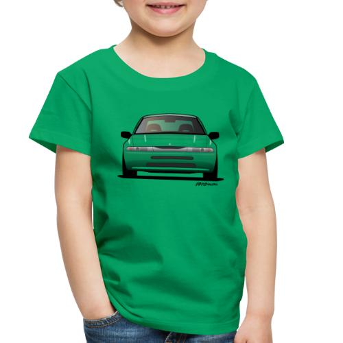 Subaru Alcyone SVX Modern JDM Icon Sticker - Toddler Premium T-Shirt