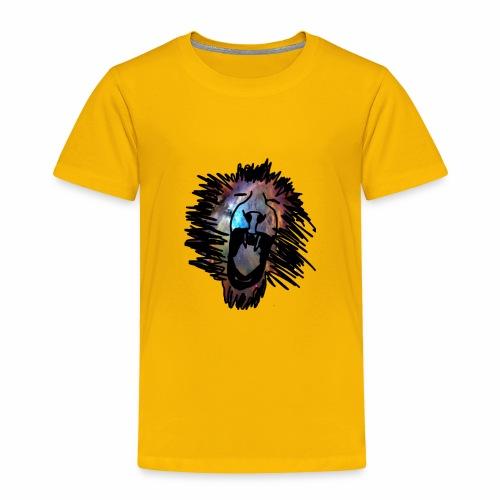 Galaxy Lion - Toddler Premium T-Shirt