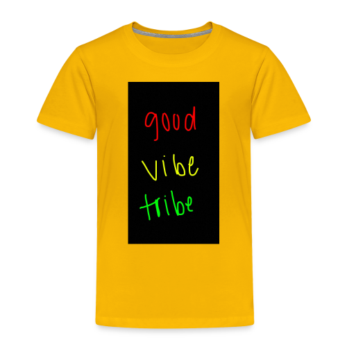 good vibe tribe - Toddler Premium T-Shirt