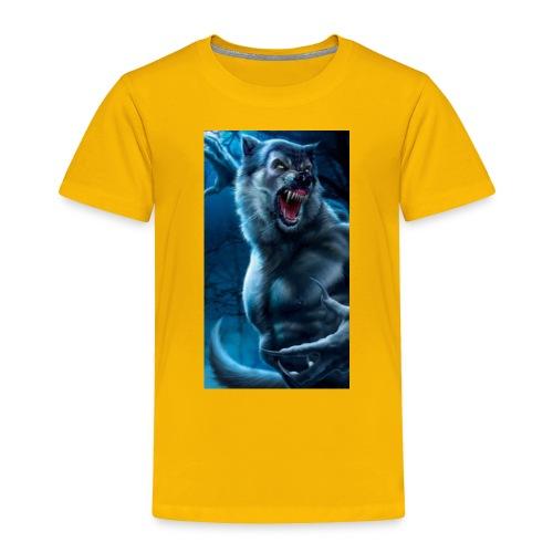 Werewolf - Toddler Premium T-Shirt