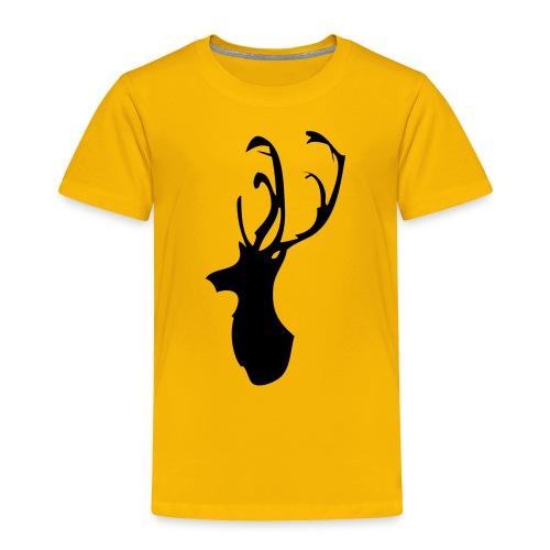 Mesanbrau Stag logo - Toddler Premium T-Shirt