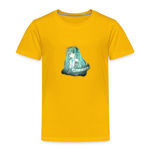 Summrrz Logo Transparent - Toddler Premium T-Shirt