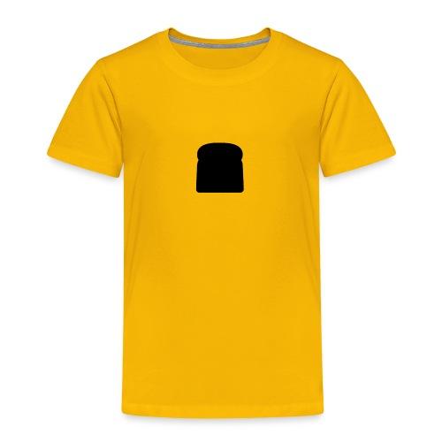 Black Bread Design - Toddler Premium T-Shirt