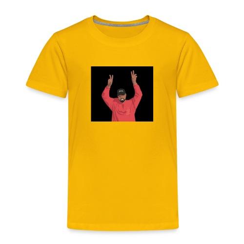 yeezus - Toddler Premium T-Shirt
