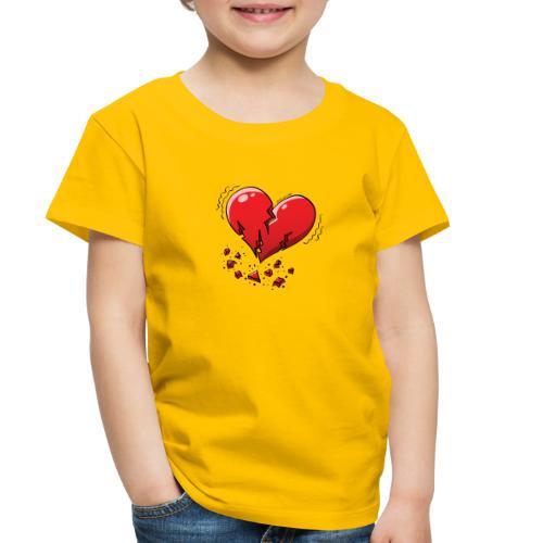 Heartquake - Toddler Premium T-Shirt