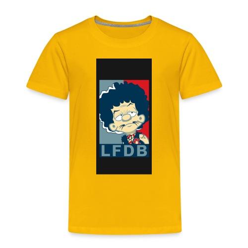 case3iphone5 - Toddler Premium T-Shirt