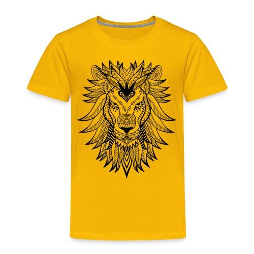 Lion - Toddler Premium T-Shirt