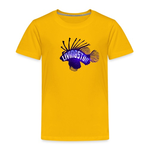 Picard's fish Livingston - Toddler Premium T-Shirt