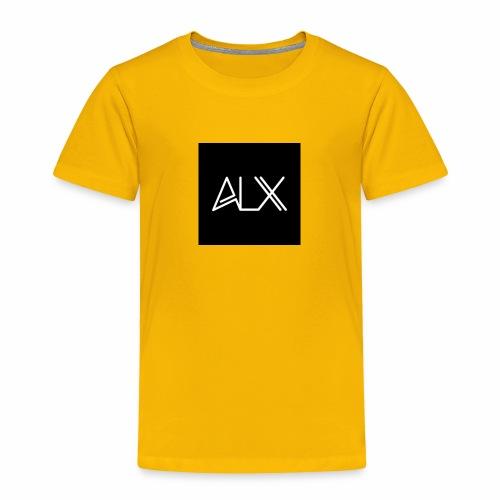 ALX LOGO - Toddler Premium T-Shirt
