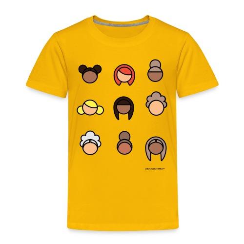 CHOCOLATE MILK Ladies - Toddler Premium T-Shirt