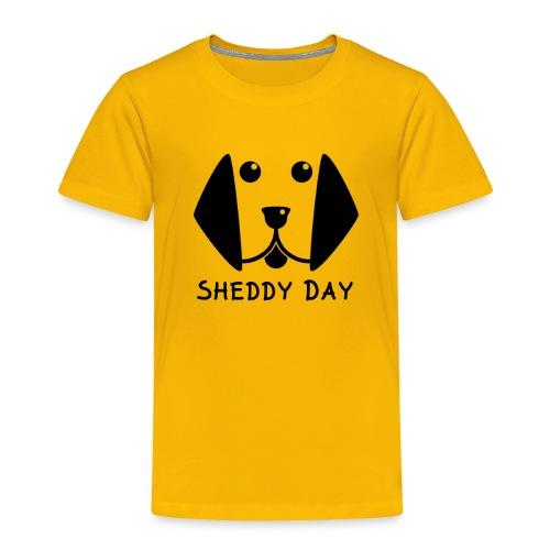 Sheddy Day - Toddler Premium T-Shirt
