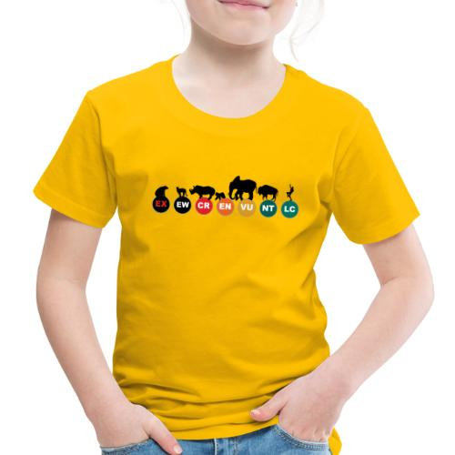 The way of the Dodo I - Toddler Premium T-Shirt