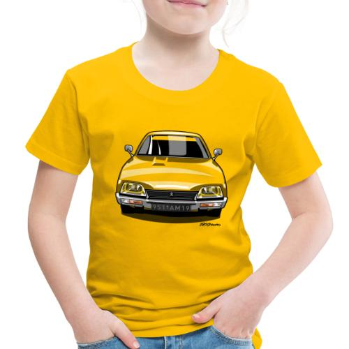 French CX 2200 - Toddler Premium T-Shirt