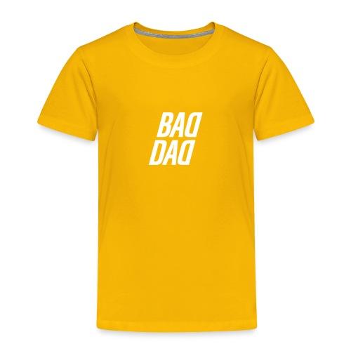 Bad Dad Light - Toddler Premium T-Shirt