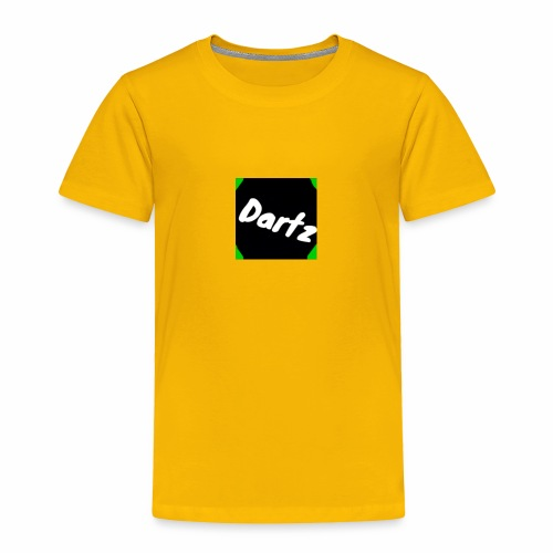 Dartz Merchandise - Toddler Premium T-Shirt