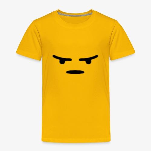 Angry React - Toddler Premium T-Shirt