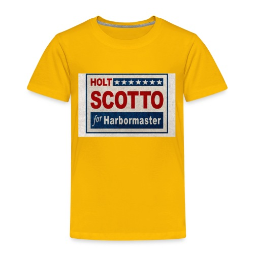 Vote 4 Holt - Toddler Premium T-Shirt
