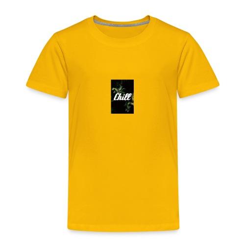 Chill - Toddler Premium T-Shirt