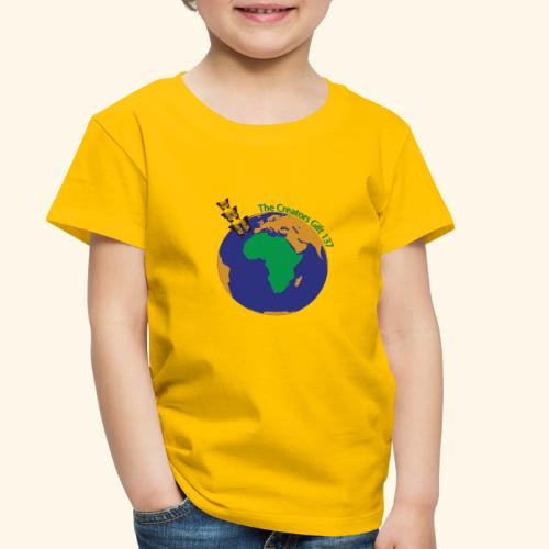 The CG137 logo - Toddler Premium T-Shirt