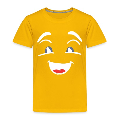 im happy - Toddler Premium T-Shirt