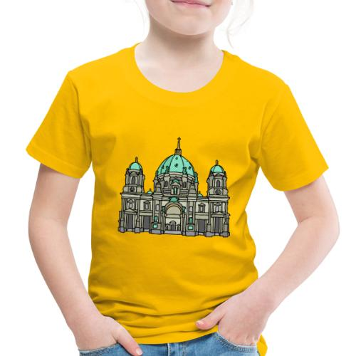 Berlin Cathedral - Toddler Premium T-Shirt