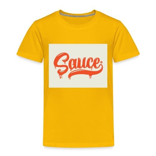 saucey brand - Toddler Premium T-Shirt