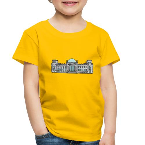 Reichstag building Berlin - Toddler Premium T-Shirt