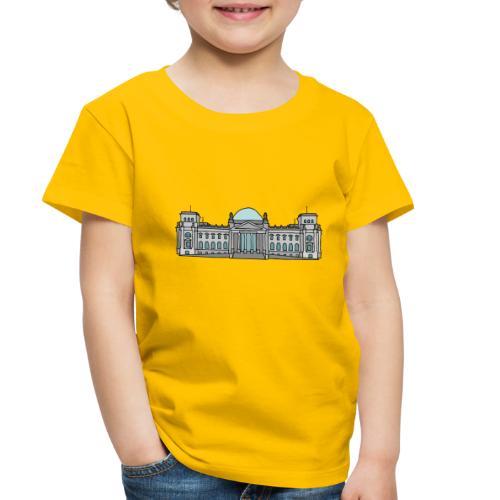 Reichstag building Berlin - Toddler Premium T-Shirt