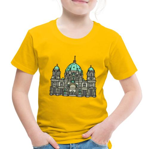 Berlin Cathedral - Toddler Premium T-Shirt