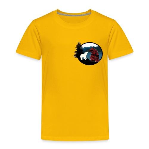 BearsForever Logo png - Toddler Premium T-Shirt