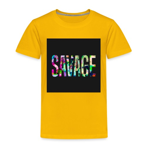 Savage Wear - Toddler Premium T-Shirt