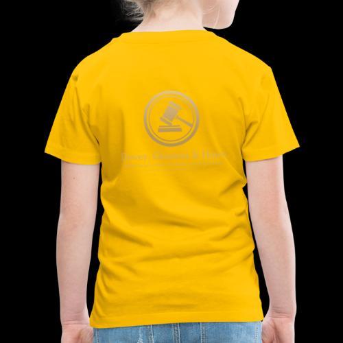 DEWEY, CHEATEM & HOWE: Attorneys at LAW - Toddler Premium T-Shirt
