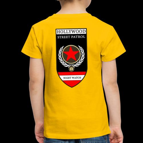 HOLLYWOOD STREET PATROL - Toddler Premium T-Shirt