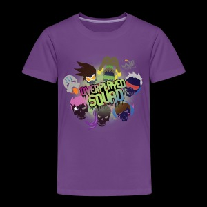 Overplayed Squad - Toddler Premium T-Shirt