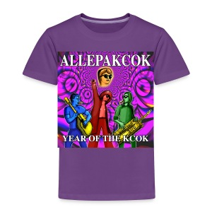 Year of the Kcok - Toddler Premium T-Shirt