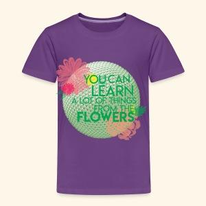 flowerandgarden - Toddler Premium T-Shirt