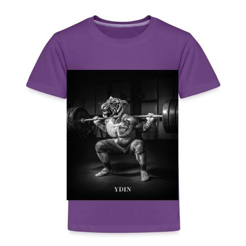 SquattingTiger - Toddler Premium T-Shirt