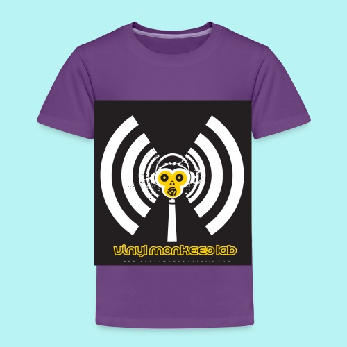 Vinyl Monkees LAB - Toddler Premium T-Shirt